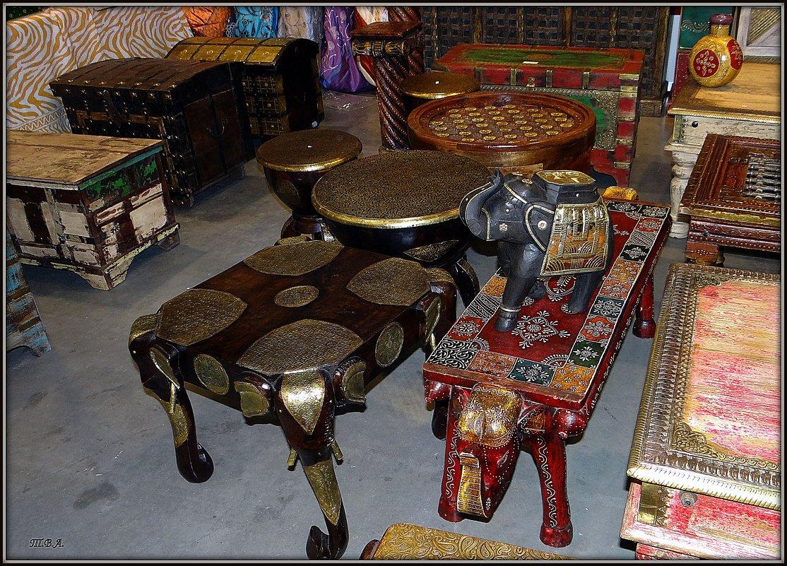 Bыставка-продажа товаров из Индии - Вера