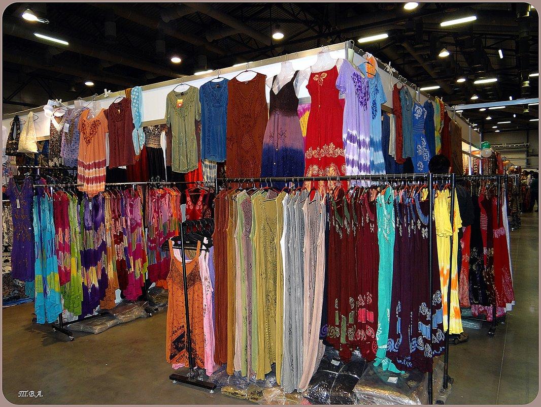 Выставка-продажа товаров из Индии - Вера