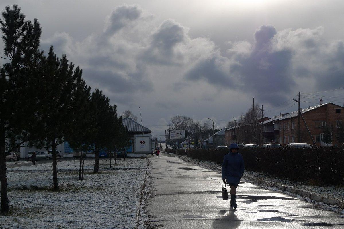 у  фотографа  нет  плохой  погоды  ! - Владимир Коваленко