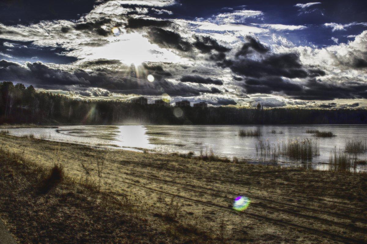 озеро - Вадим Басов