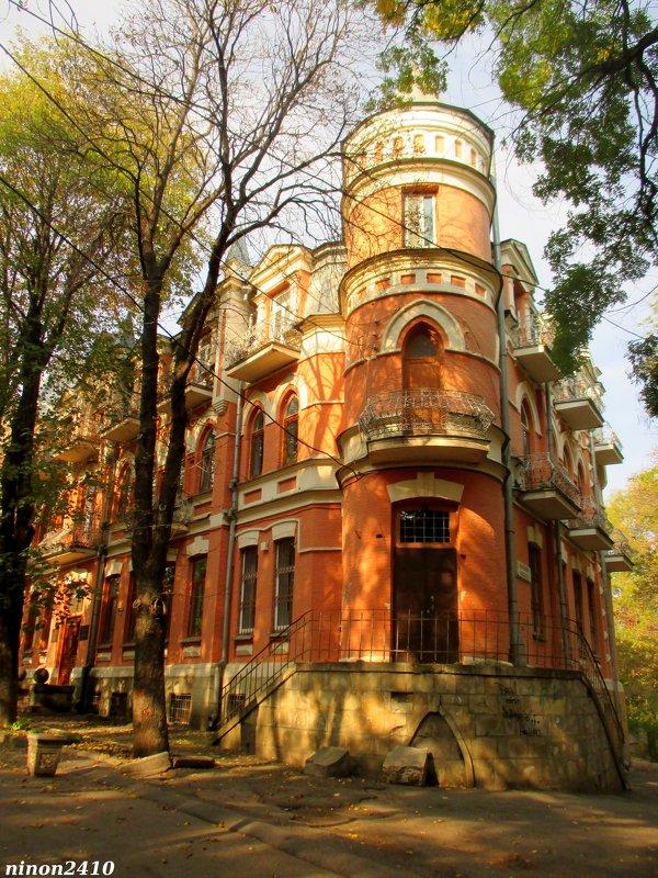 Свято-Никольская православная гимназия в Кисловодске - Нина Бутко