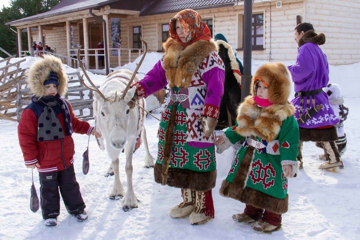 Национальный колорит. Ханты - Дмитрий Сиялов
