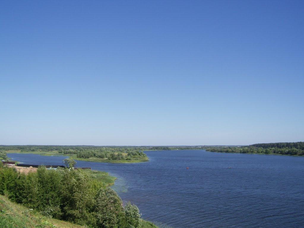 река Волга - Анна Воробьева