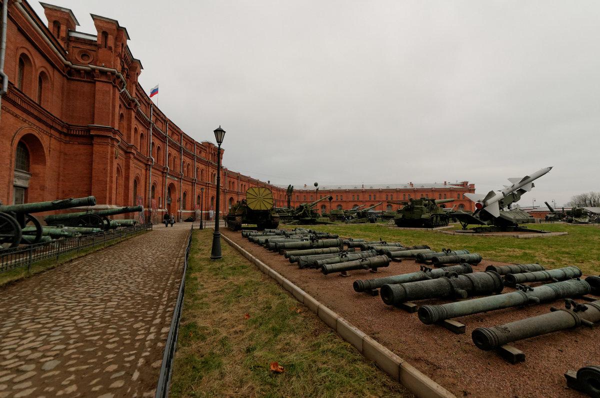 Музей российского оружия... - tipchik