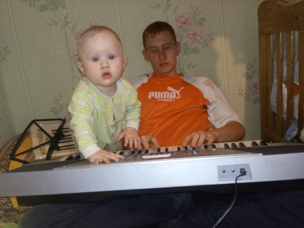 Музыкальные ребята - Валентина