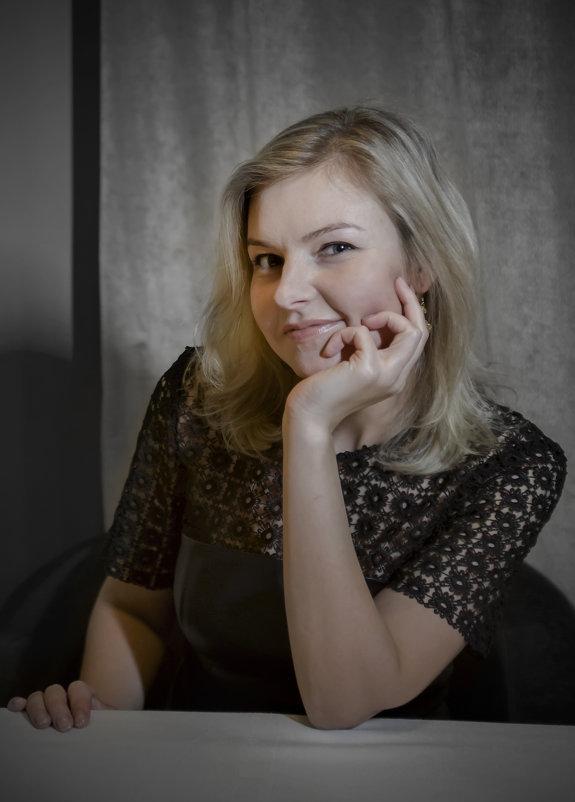 Случайная модель - Екатерина Рябинина