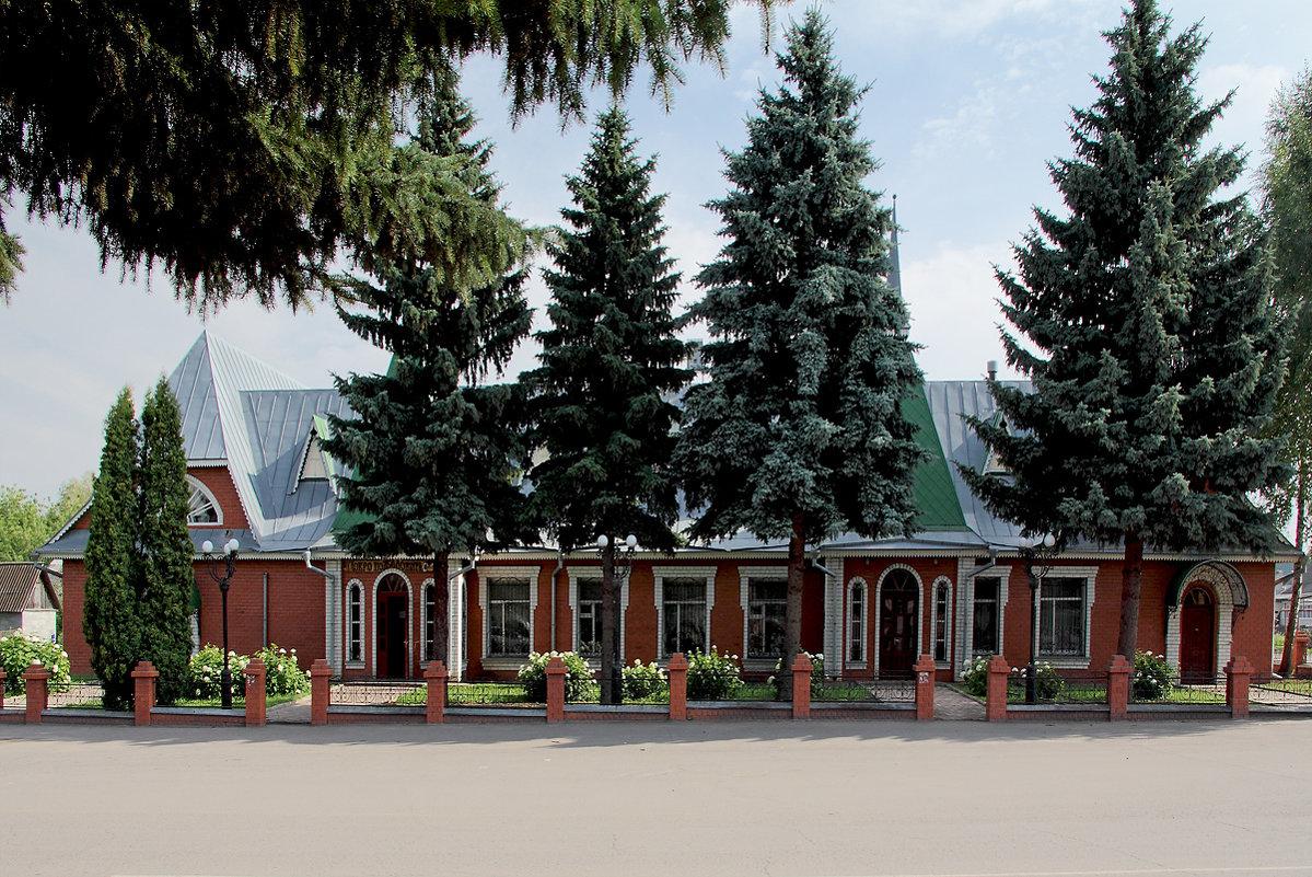 Село Дубовое. Тамбовская область - MILAV V