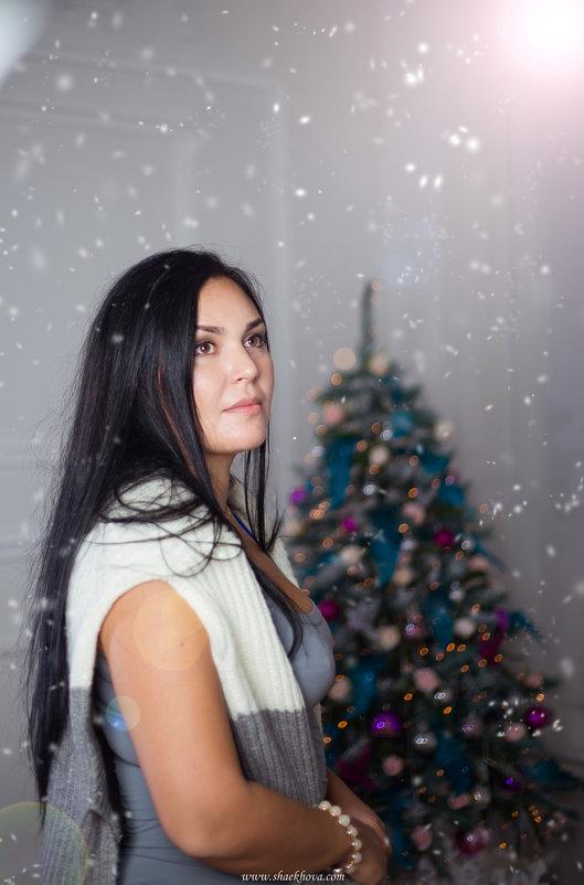 В ожидании Нового года - Анастасия Шаехова