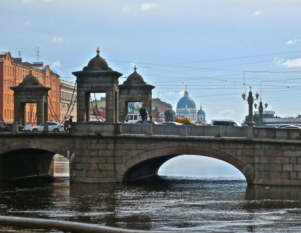 Большой Калинкин мост - Елена