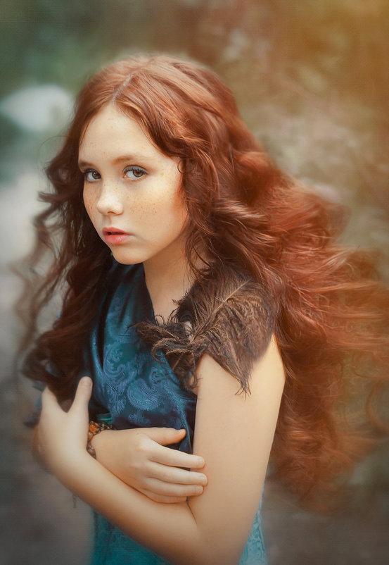 рыжая фея - Ольга