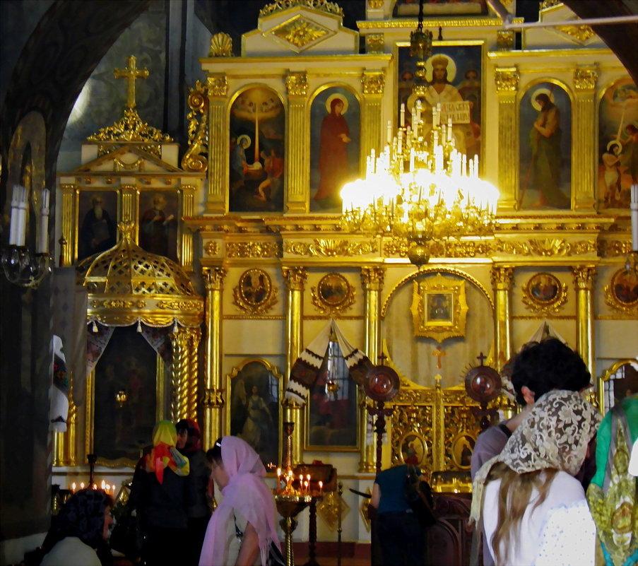 Церковная  служба - Владимир Бровко