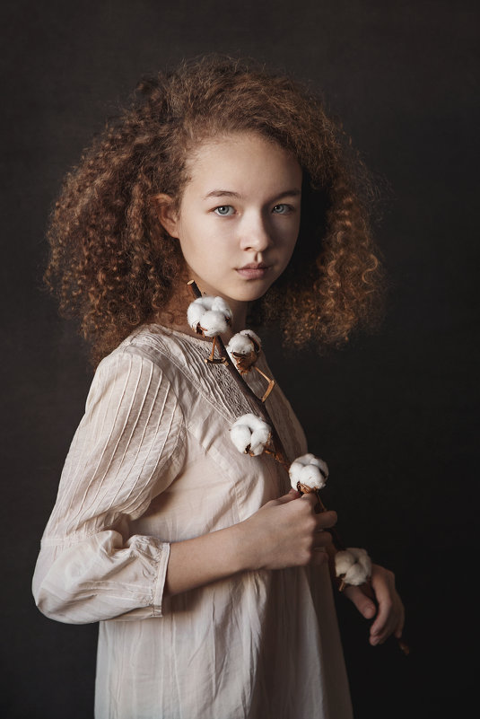 Красота души в глазах - Юлия Дурова