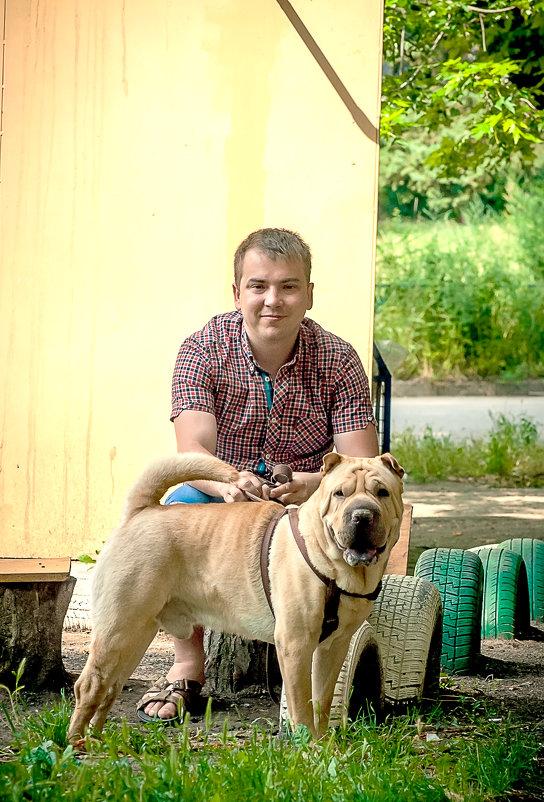 М и Ч - Сергей
