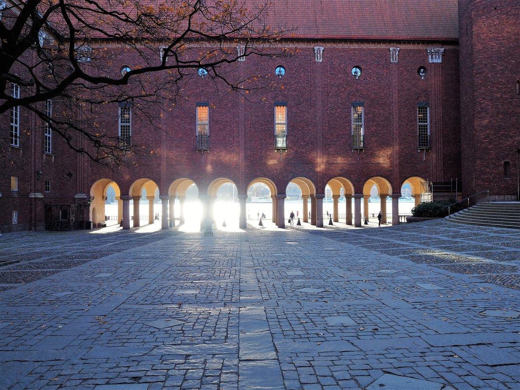 Стокгольмская ратуша - Swetlana V