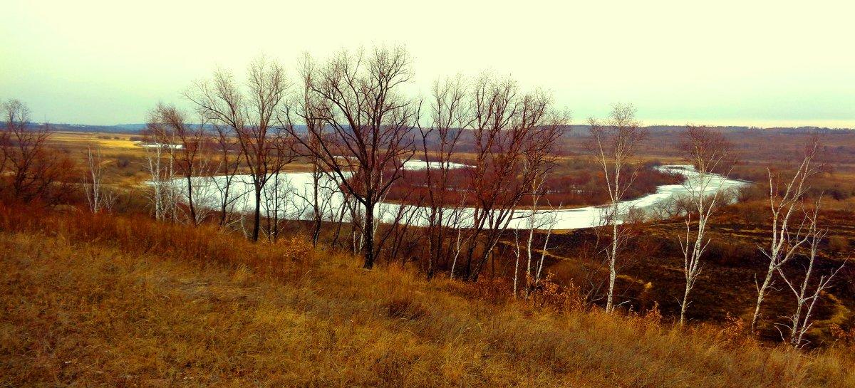 Замерзает речка Пёра... - Милла Корн