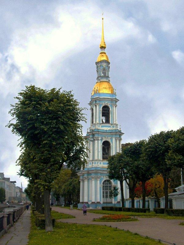Колокольня Никольского собора - Сергей Карачин