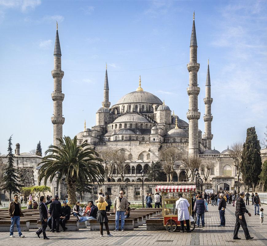 Голубая мечеть... - Cергей Павлович
