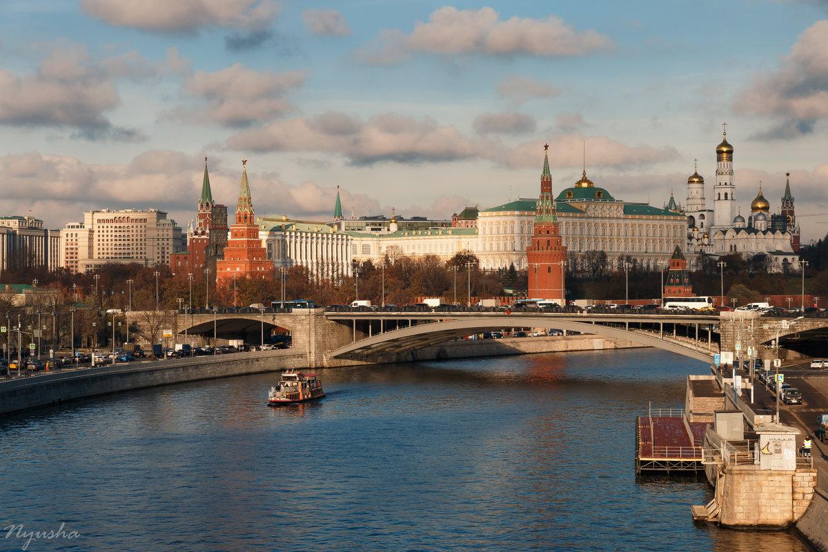 Прогулка по Москве - Nyusha