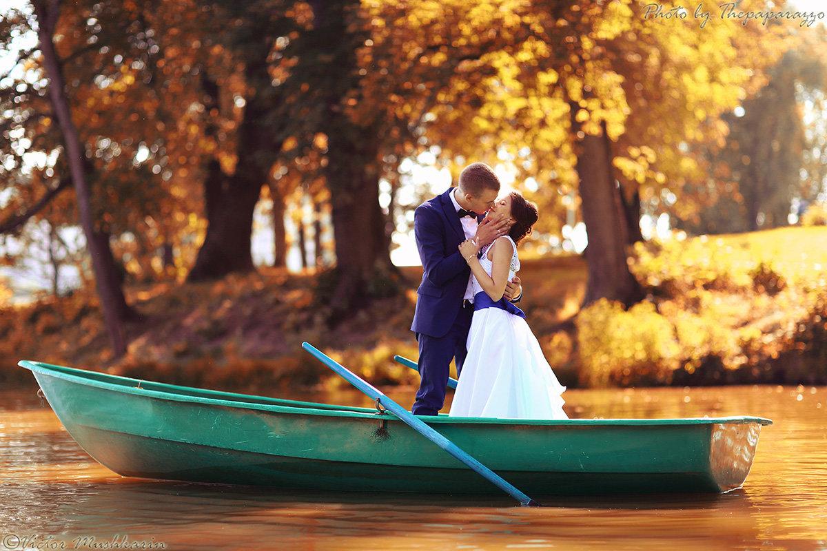 Жених и невеста (6610) - Виктор Мушкарин (thepaparazzo)