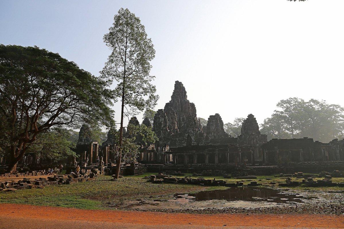 Город-храм Ангкор-Ват, Камбоджа - ДмитрийМ Меньшиков