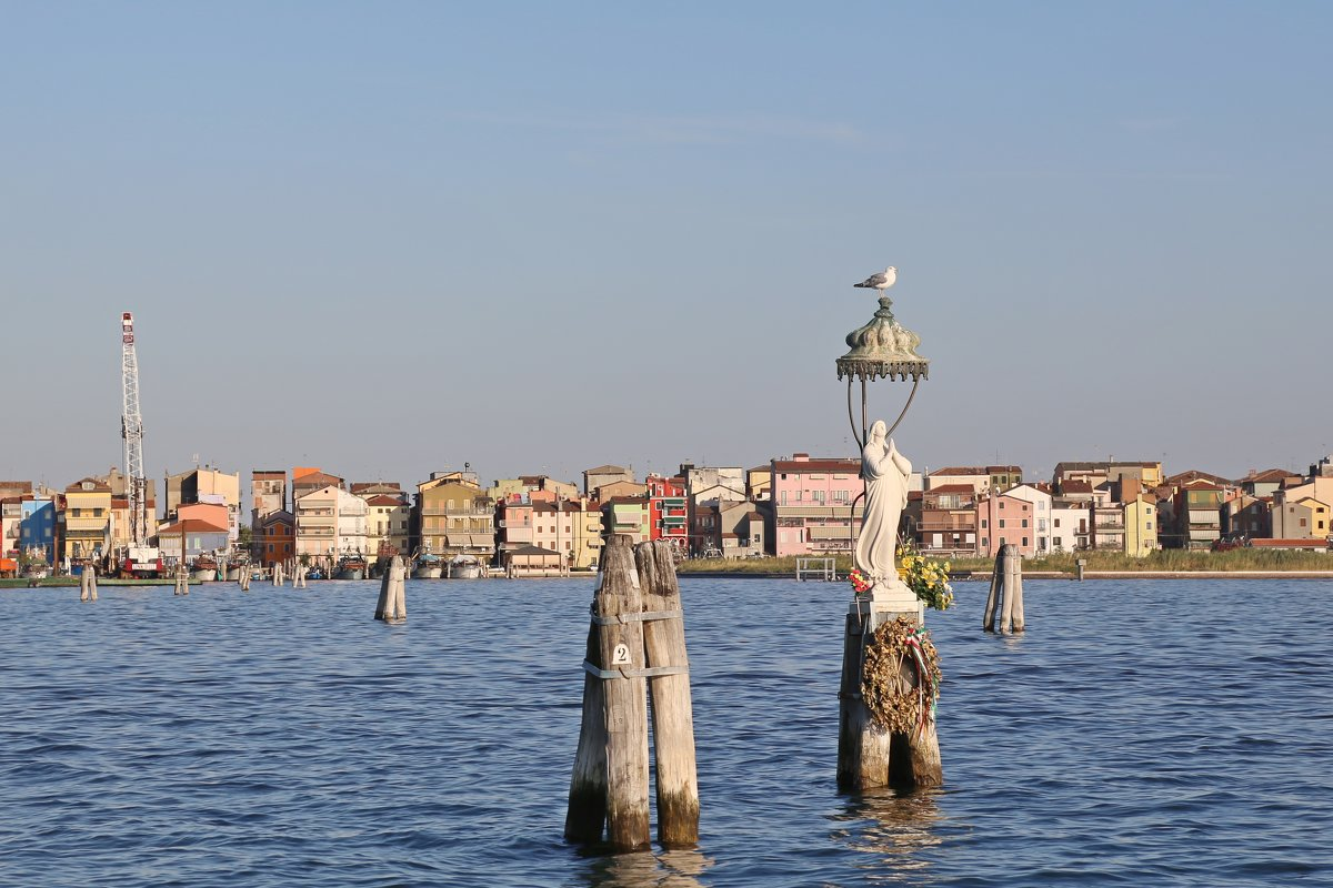 Италия - по дороге в Венецию - ДмитрийМ Меньшиков