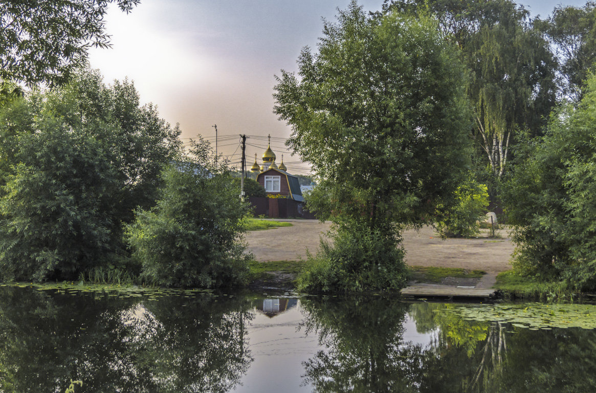 Куда ни глянь купола - Сергей Цветков