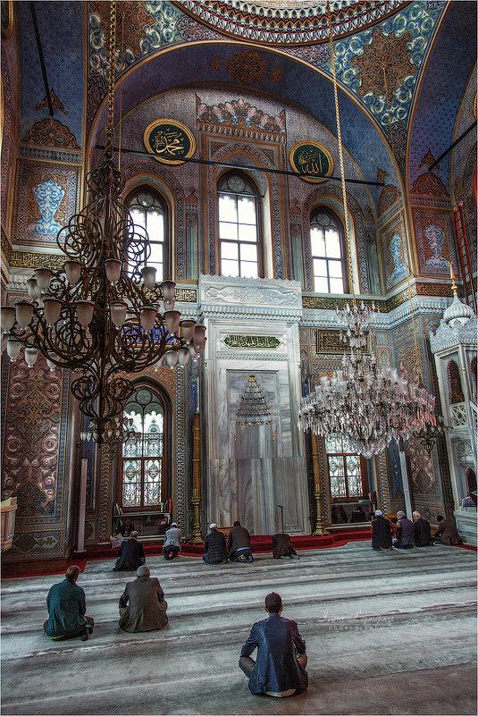 Мечеть Петервниял Валиде султан в Стамбуле - Ирина Лепнёва