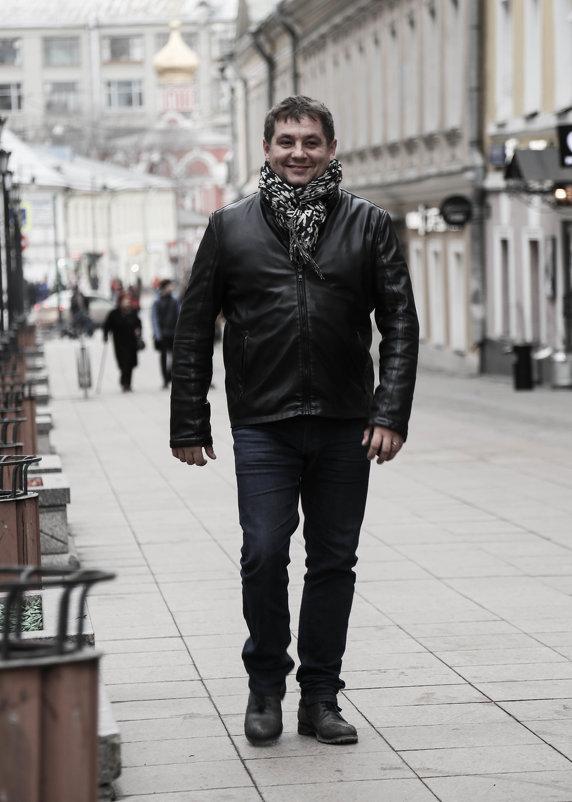 """""""А я иду, шагаю по Москве..."""" - Юлия Пятова"""