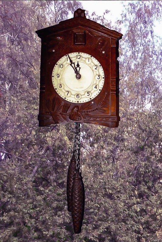 Старинные часы ещё идут - Сергей Кочнев