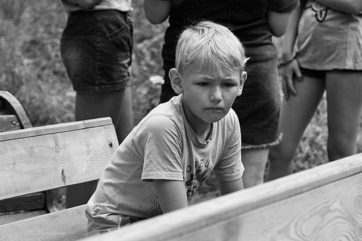Мужчины тоже плачут - Наталья Мячикова