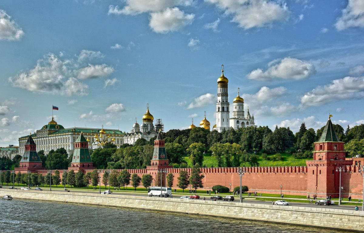 Праздничная Москва - Oleg S