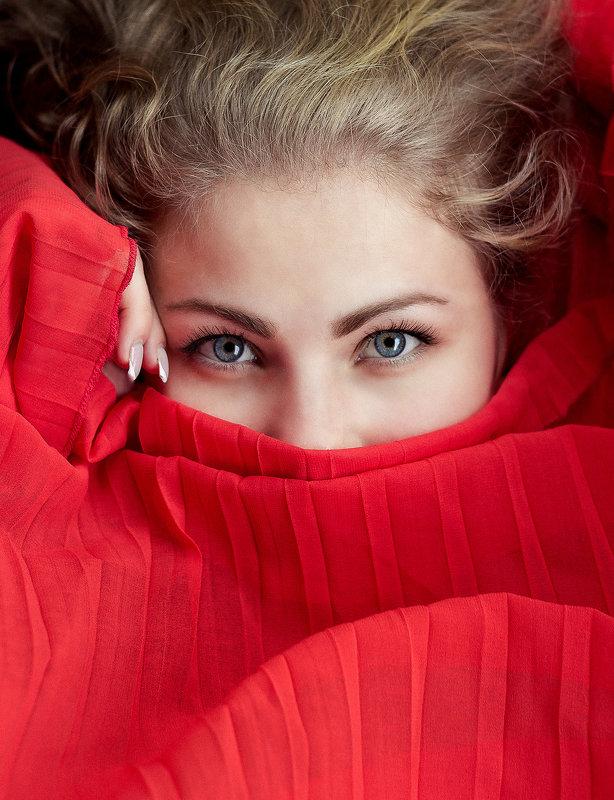 Эти глаза,напротив - Оксана