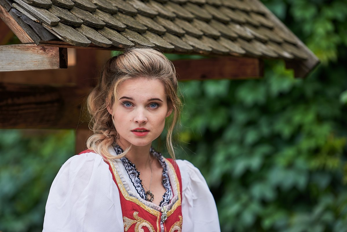 Краса коса.. - Иван Щербина