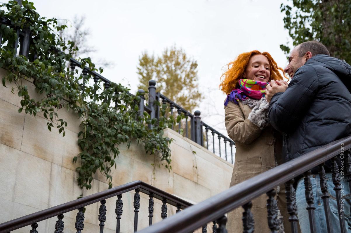Осенняя лавстори - Оксана Пучкова