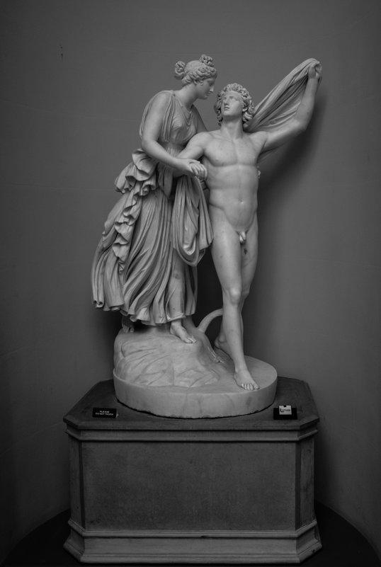 В музее (№01) - Андрей ТOMА©