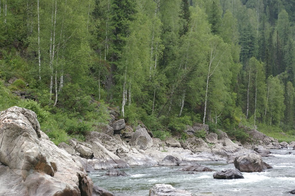 река Бель-Су - vladimir polovnikov