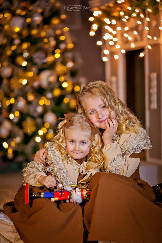Новогодняя сказка Есении и Александры - Кристина Беляева