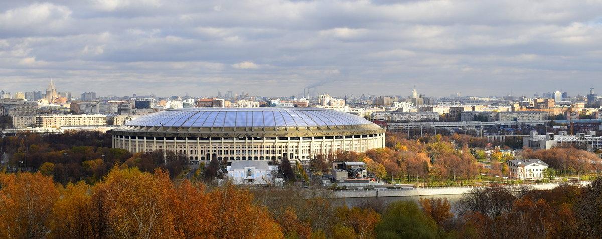 Осенняя столица. - tatiana