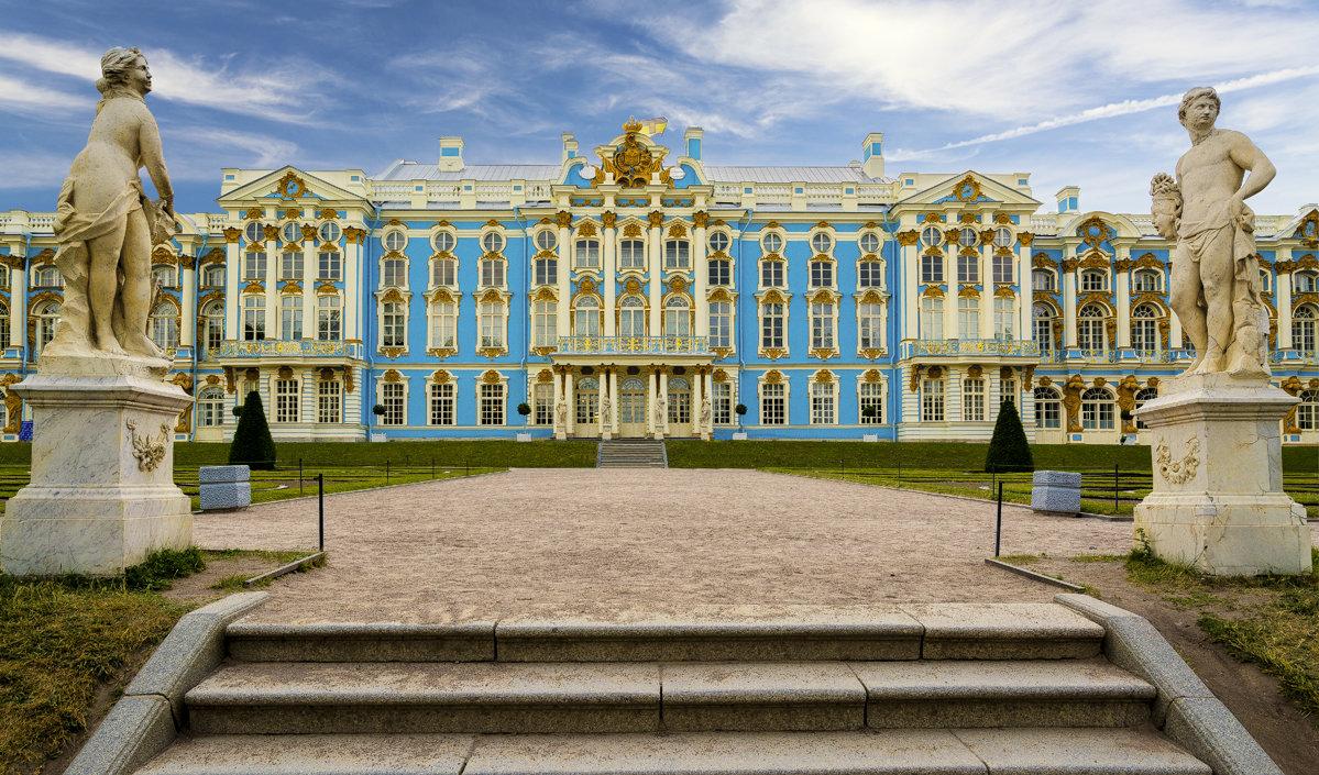 Екатерининский дворец в г.Пушкин - Дмитрий Рутковский