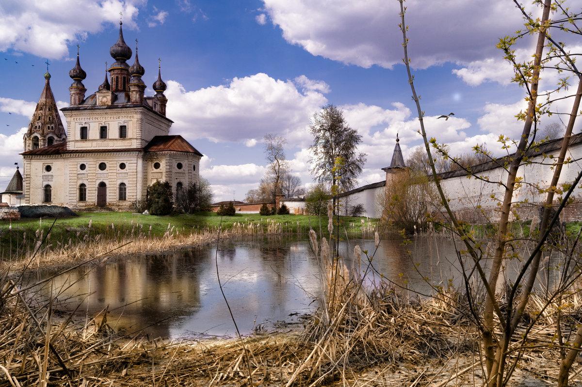 Михайло-Архангельский  монастырь - Александр Ковальчук