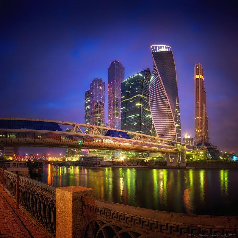Город Москва - Валерий Шейкин