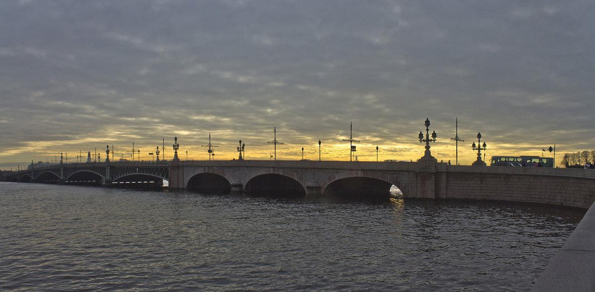 Троицкий мост. - Senior Веселков Петр
