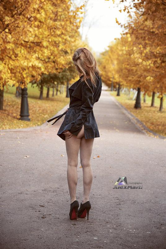 Золотая осень, красивая пора... - Алекс Марти