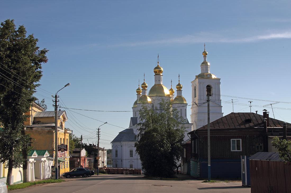 На улицах Арзамаса - MILAV V