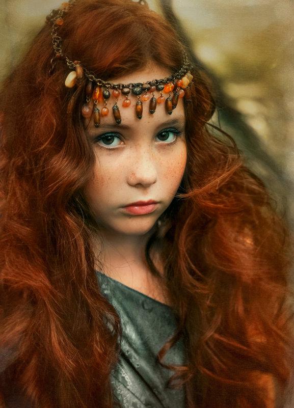 Рыжая - Ольга