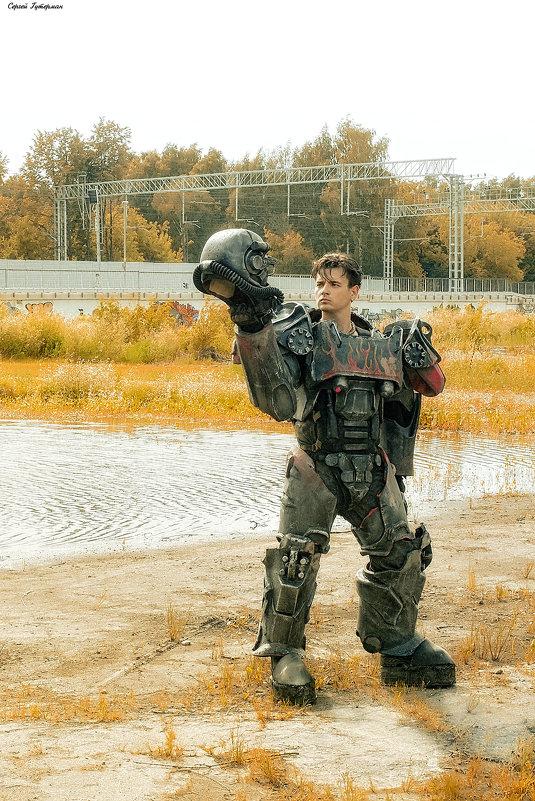 Fallout 4. War, war never changes. - Сергей Гутерман