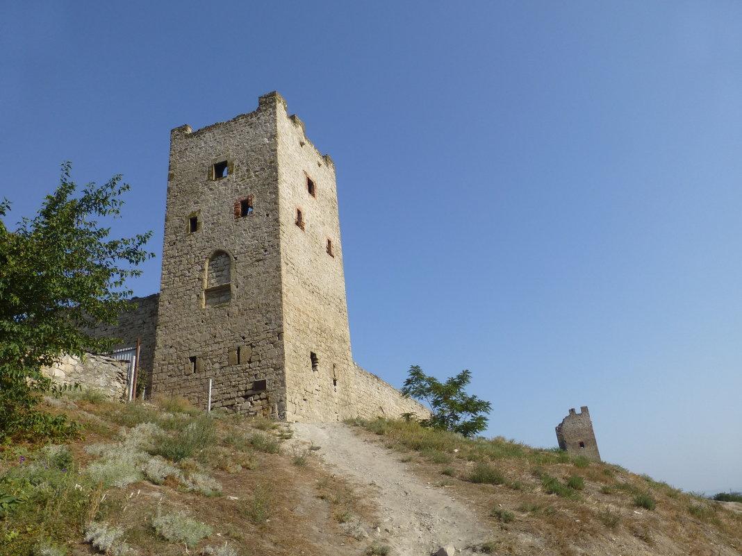 Генуэзская крепость - Наиля