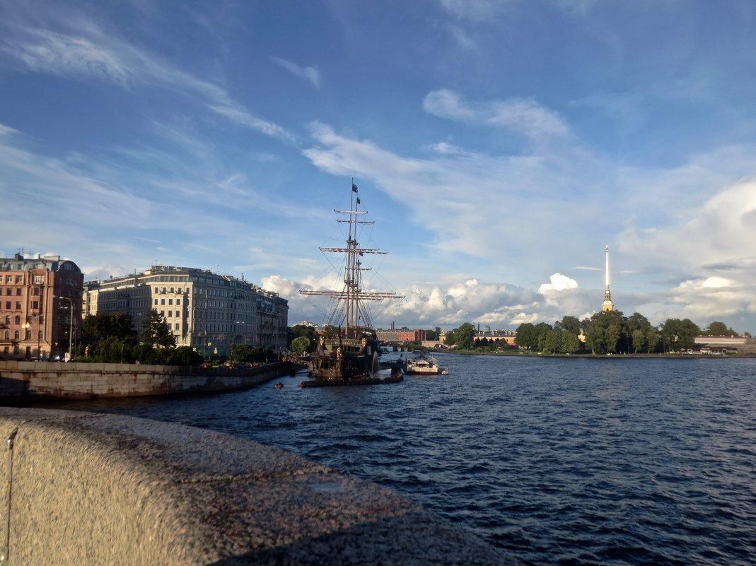 город на Неве - Елена