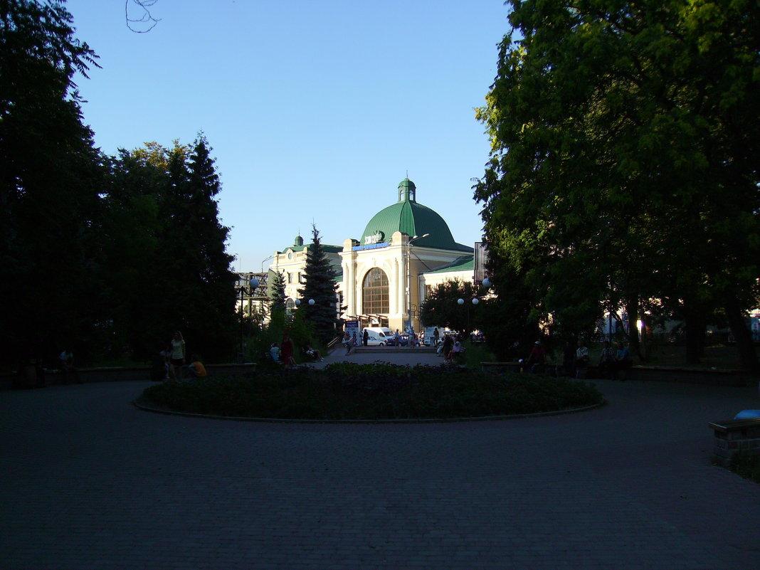 В   Ивано - Франковске - Андрей  Васильевич Коляскин