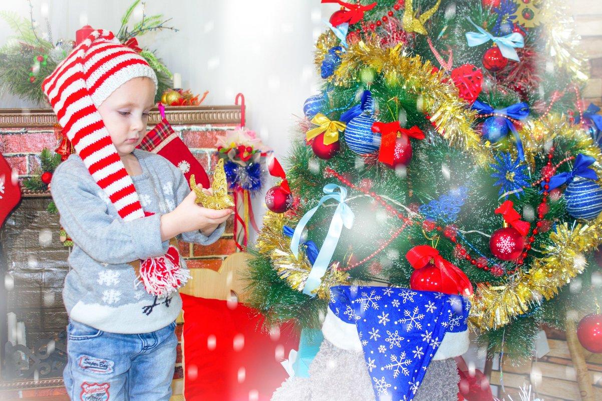 Новый год - Янина Пис